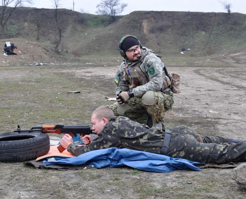 Самооборона Майдану Запоріжжя